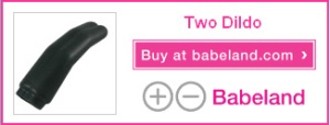 Picture of The Two at Babeland [redirect to Babeland order form for The Two]