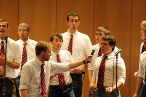 AU A Capella Group On A Sensual Note